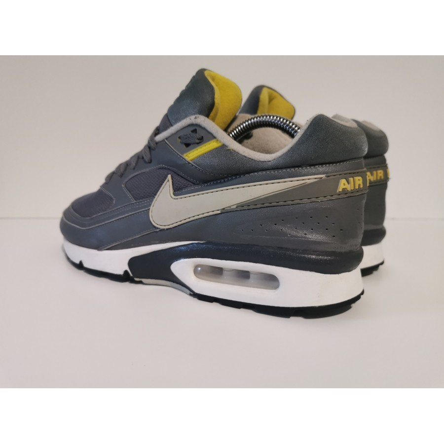 Nike Air Max Classic BW 'Wolf Grey Canary'